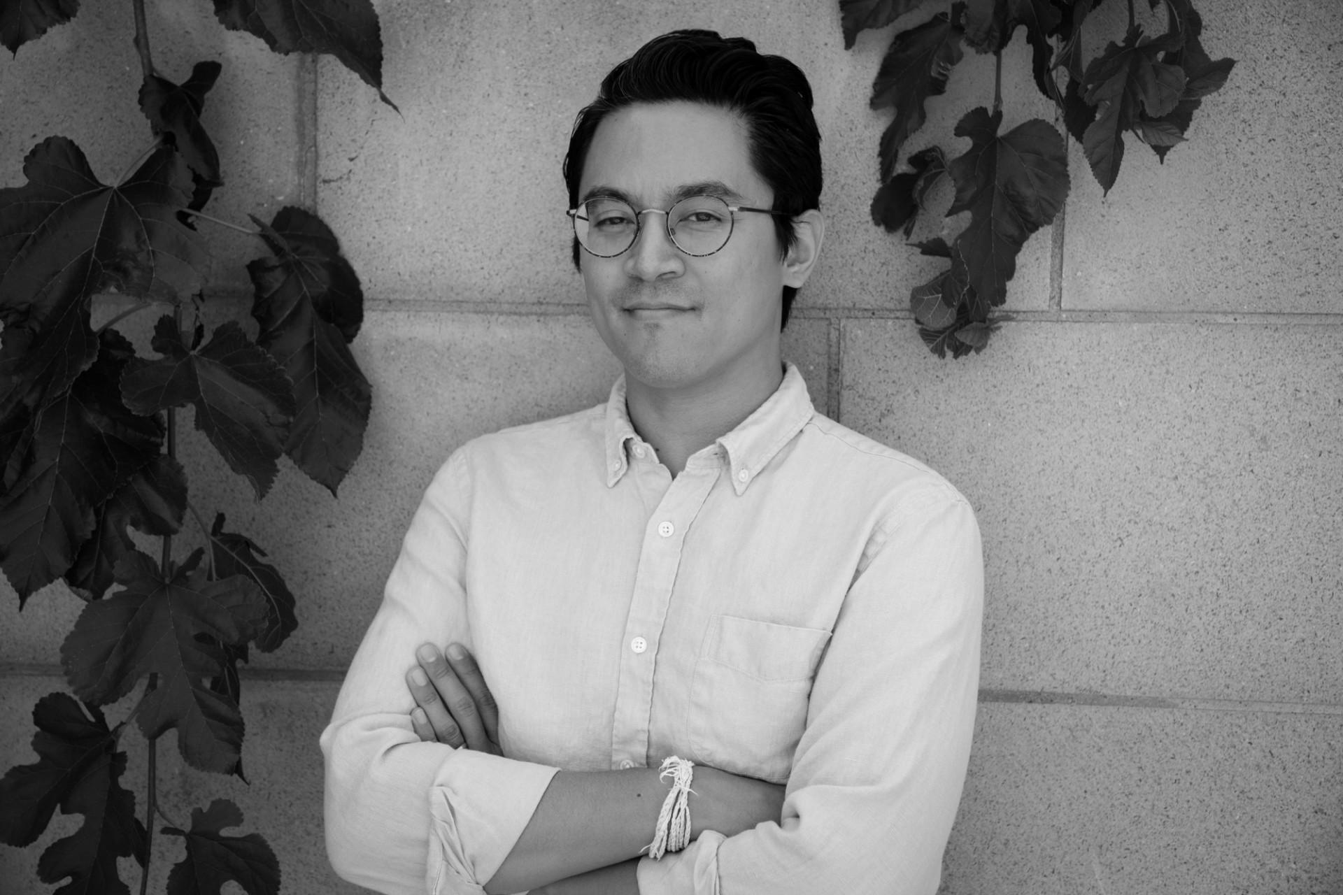 photo of Geoffrey Rathgeb Aung (Soe Lin Aung)