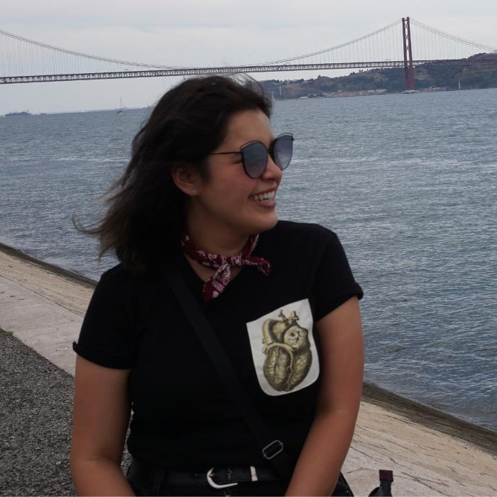 photo of Chelsea Gabriela Hernandez-Garcia