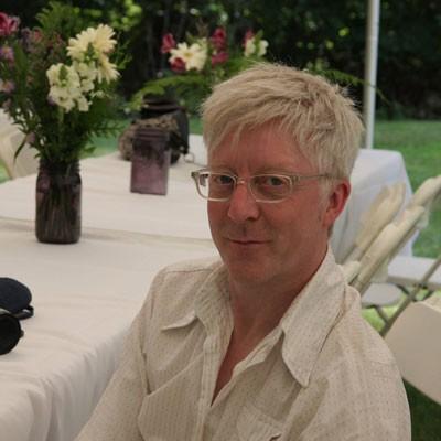 photo of Brian Boyd