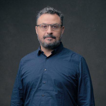 photo of Marco A. Castro Cosio