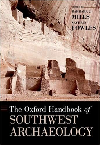 Book cover showing archaeological remains.