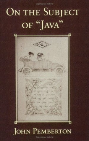 Book cover showing a centered drawing of a car.