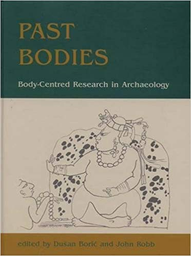 Book cover featuring a drawing of two figures.