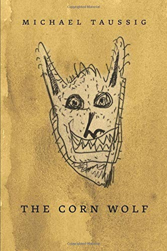 Book cover showing a drawing of a wolf's head.